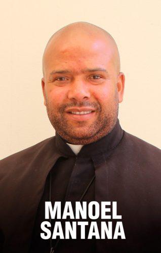 P Manoel Santana