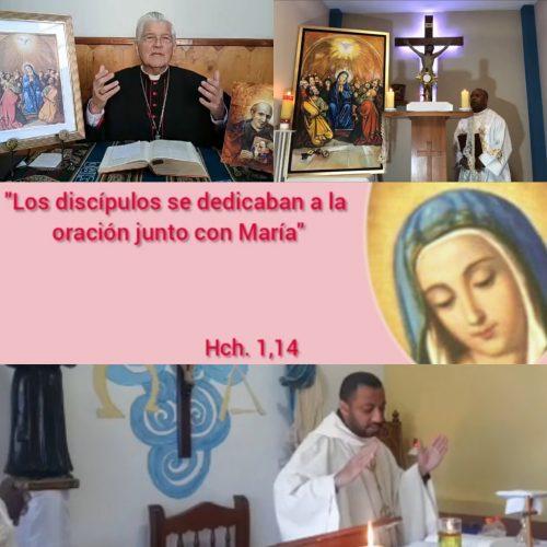 La Reina de los Apóstoles en el corazón de los palotinos del Perú