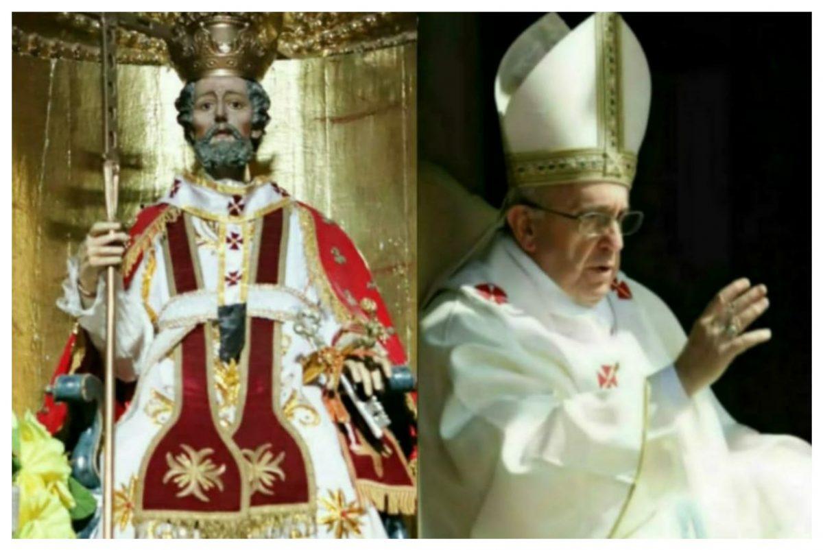 Palotinos invitaron a reflexionar sobre la misión de Pedro