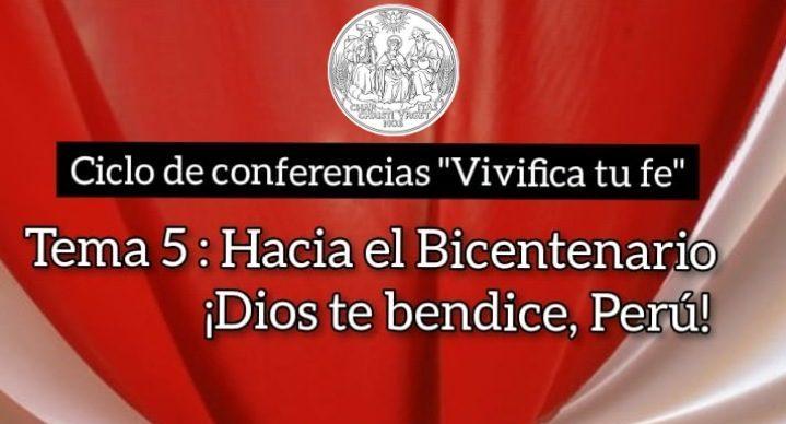 Vivir con esperanza el camino al Bicentenario del Perú