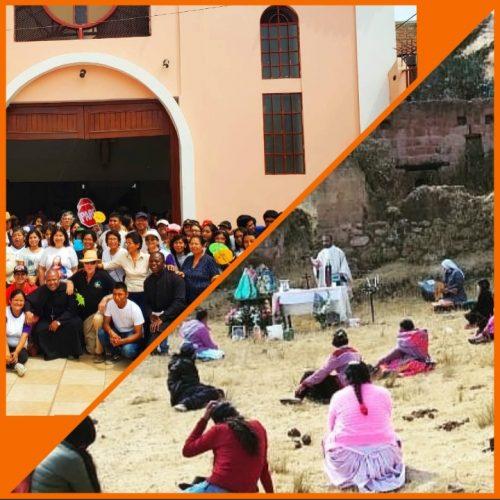 """Arzobispo Piñeiro: """"En las parroquias no puede faltar el brazo samaritano"""""""